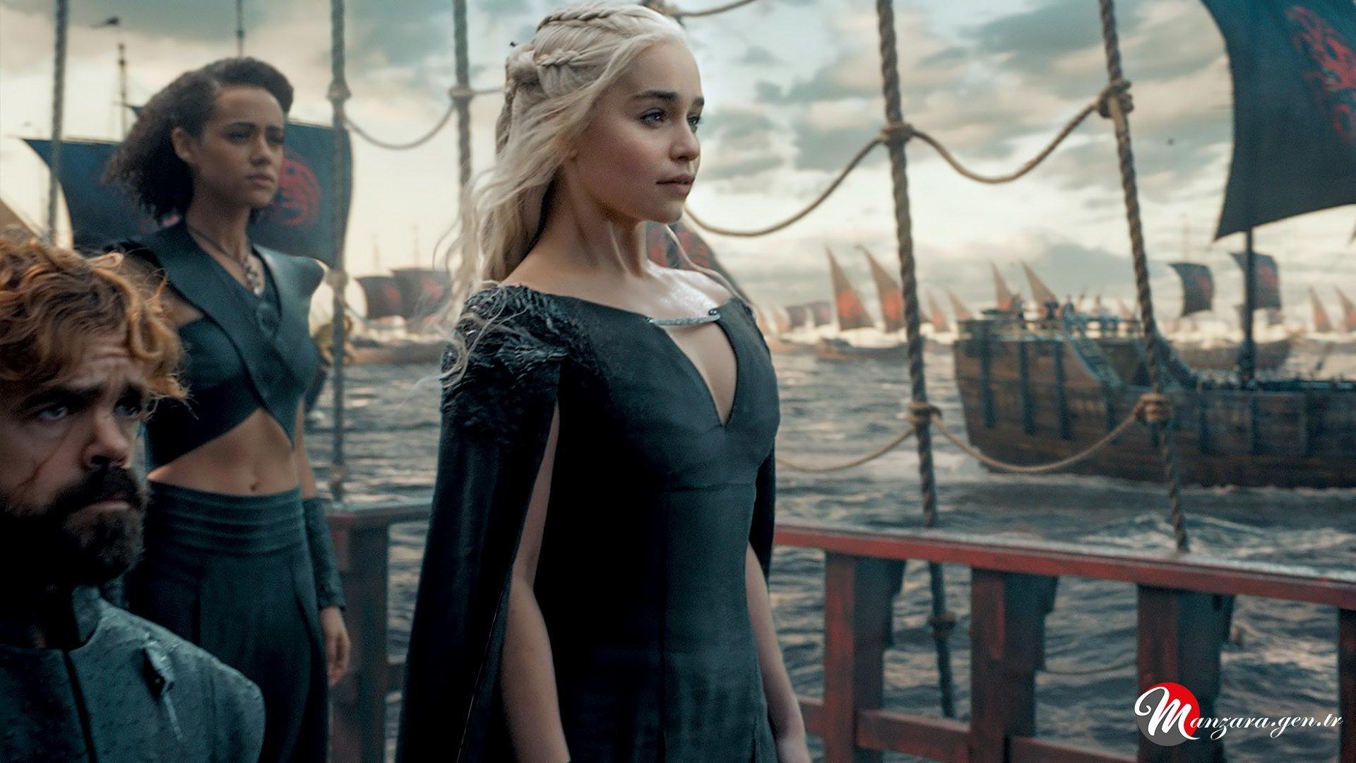 Daenerys Targaryen Duvar Kağıtları