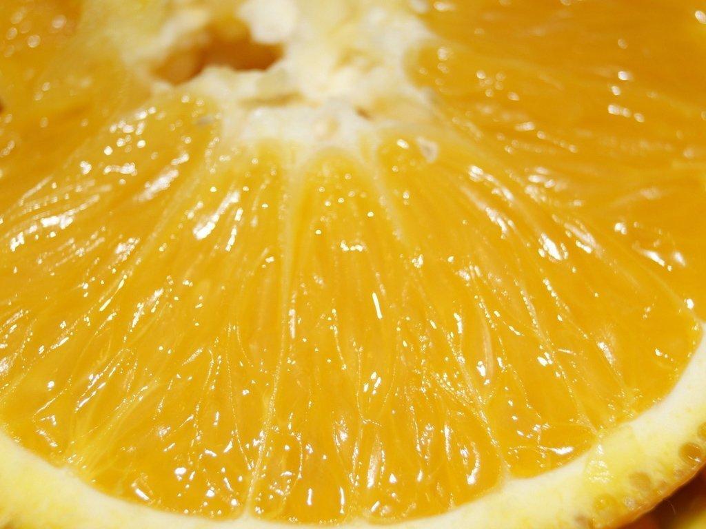 Dilimlenmiş Portakal