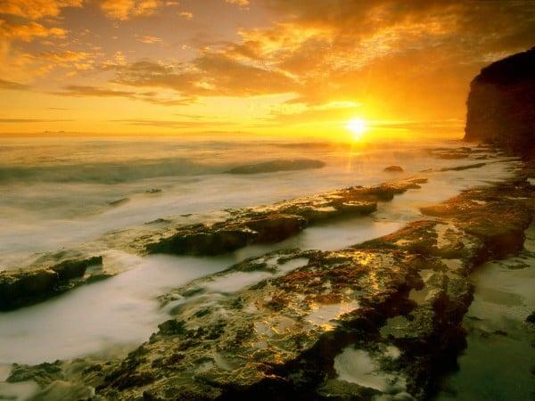 Doğa ve Gün Batımı