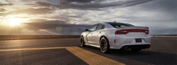 Dodge Charger Srt Hellcat 2015 Facebook Kapağı