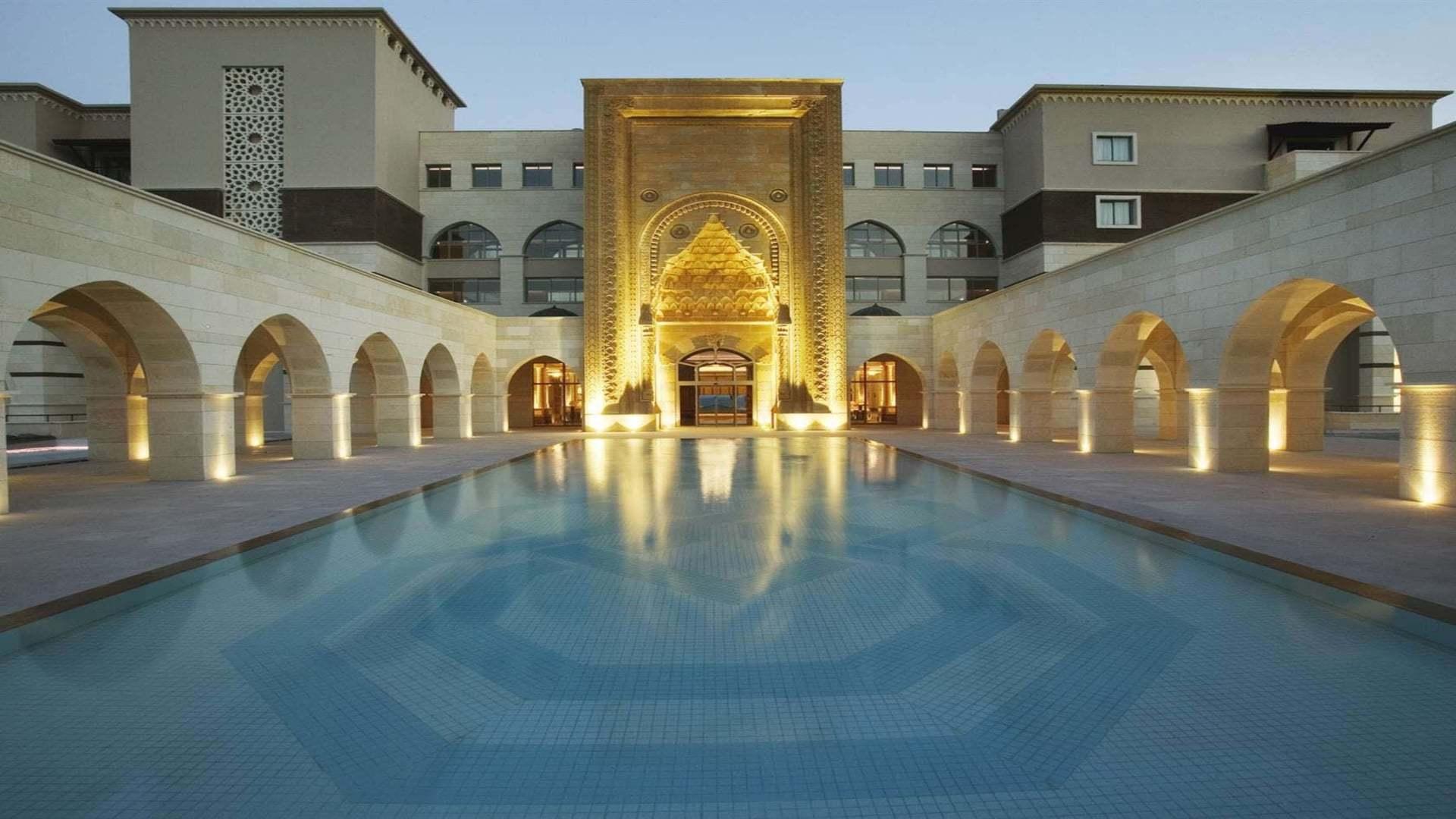 Dubai'de Güzel Bir Malikane