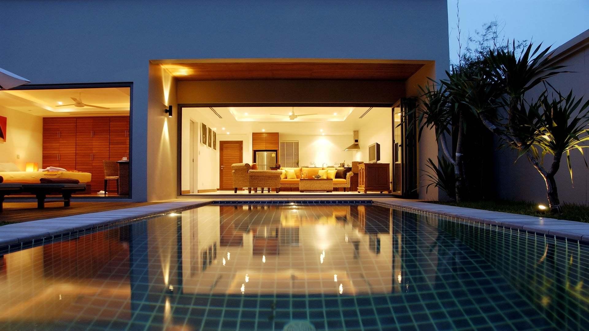 Dubai'de Güzel Bir Villa