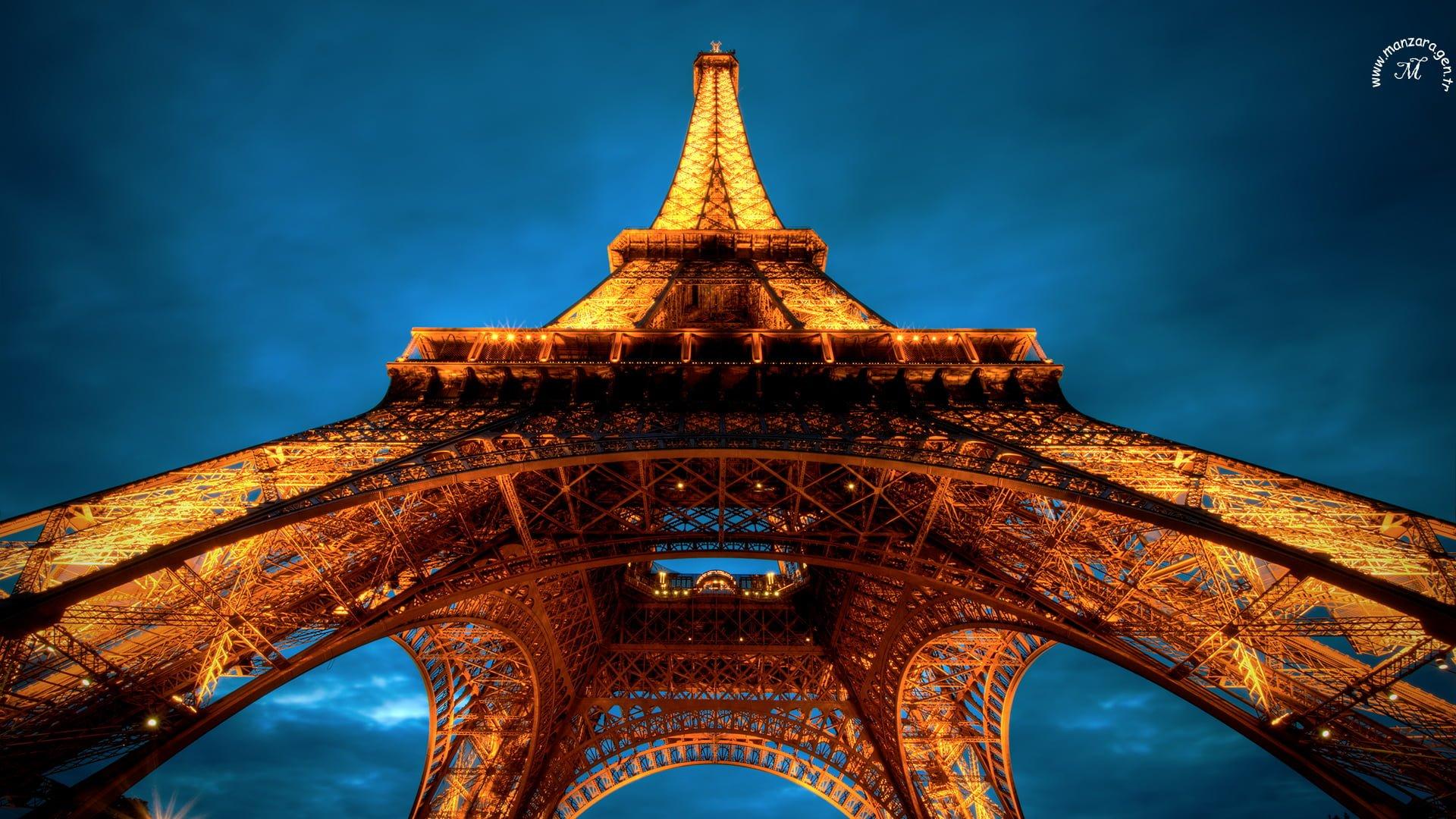 Eiffel Kulesi Fotoğrafları