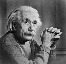 Einstein resmi