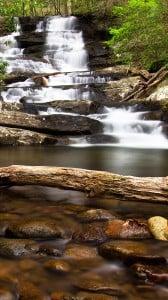 Emery Creek Şelalesi iPhone 6 Plus