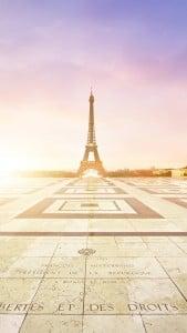 Eyfel Kulesi Paris iPhone 6