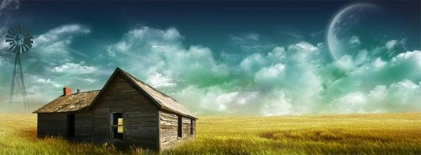 Fantastik Çiftlik Evi Facebook Kapağı