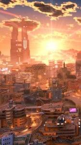 Fantastik Şehir 1080x1920