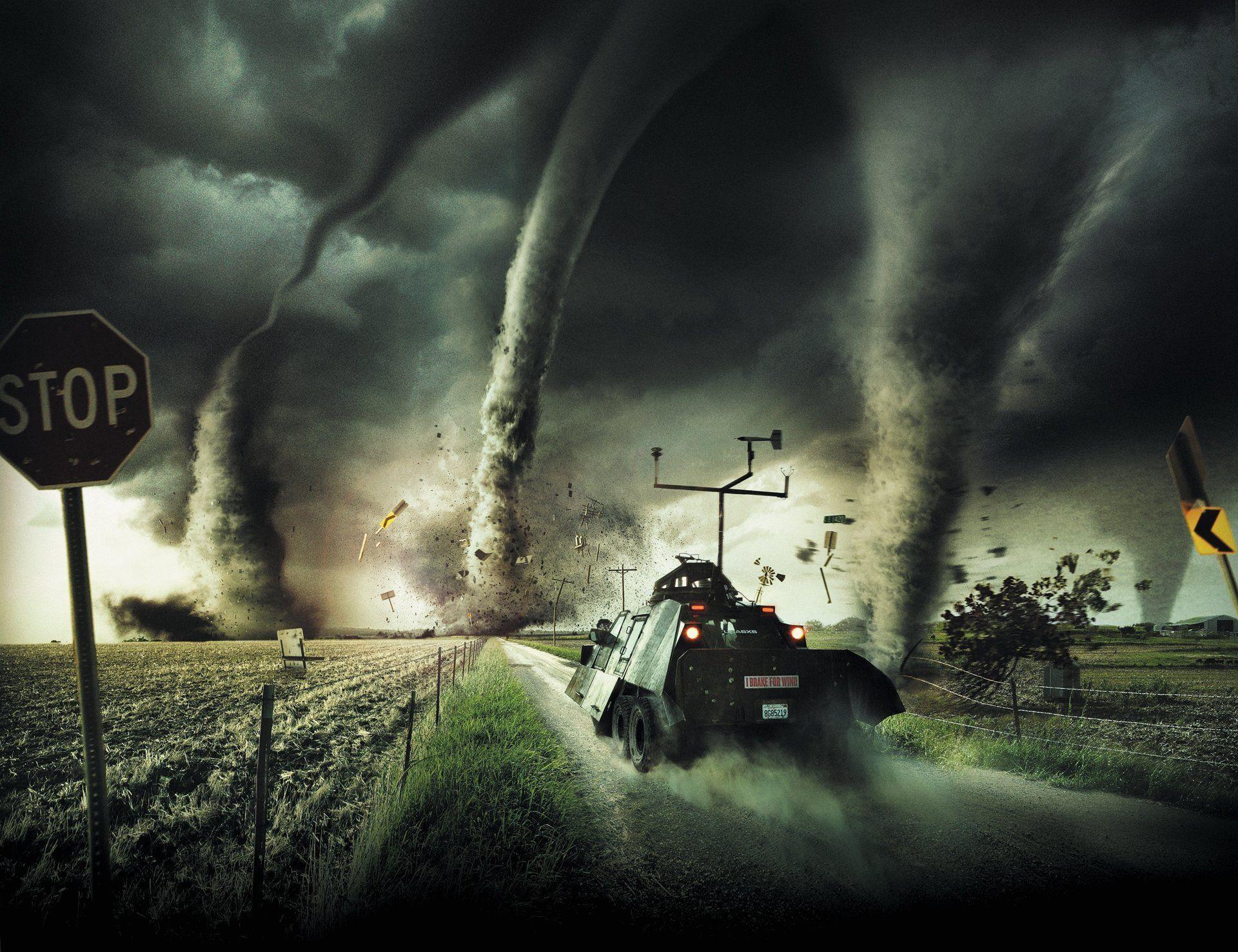 Fantastik Tornado Resmi