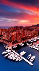 Fontvieille Monaco iPhone 6