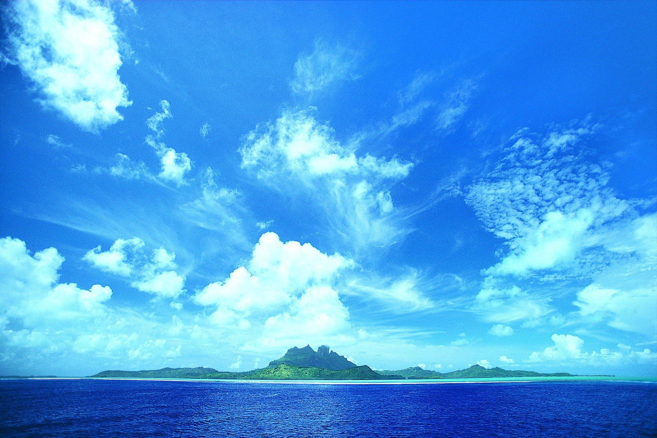 Gökyüzü Manzarası