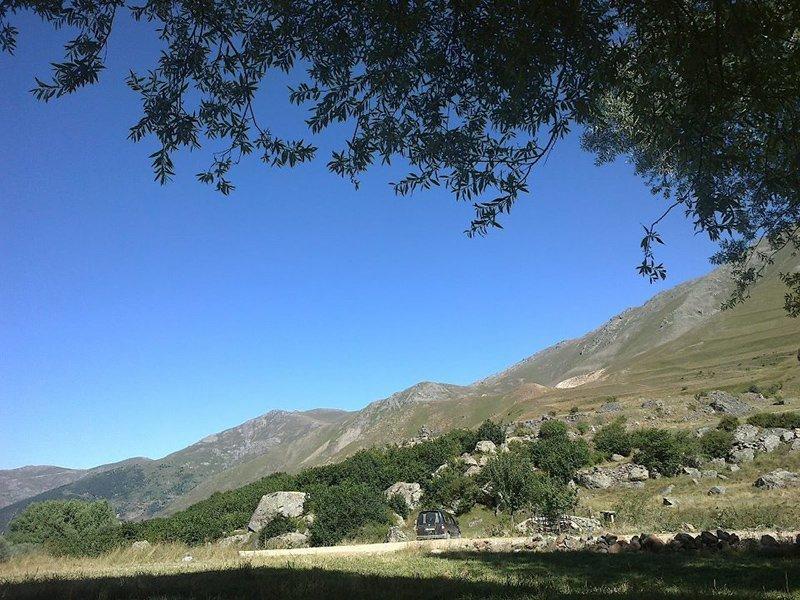 Gümüşhane Kopuz köyü