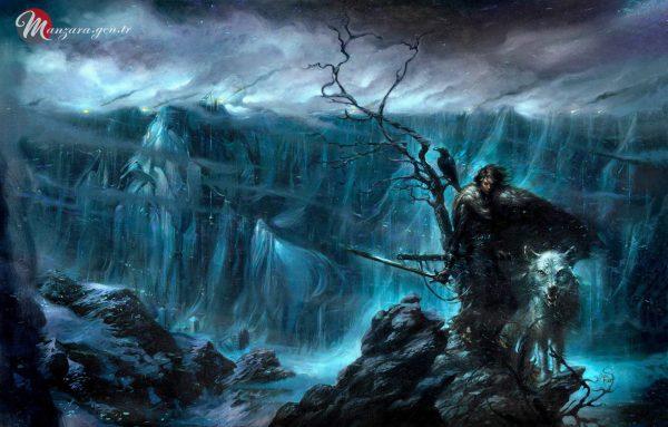Game of Thrones - Jon Snow Arka Planları