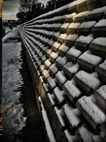 Gaziantep'te bir kış