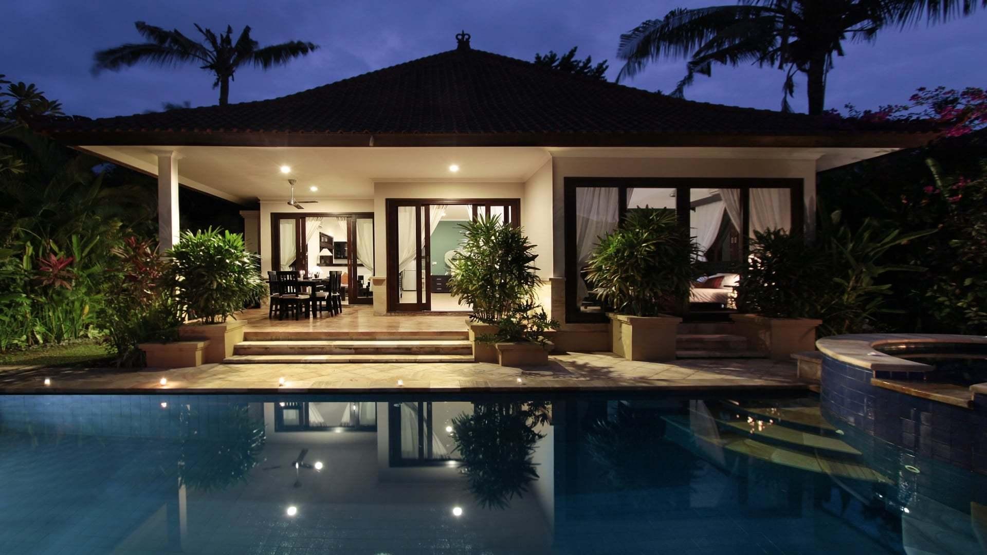 Gece Villa'nın Görünüşü