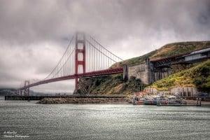 Golden Gate Fotoğrafı