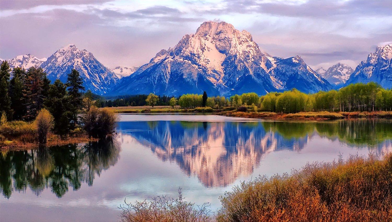 Grand Teton Gölü