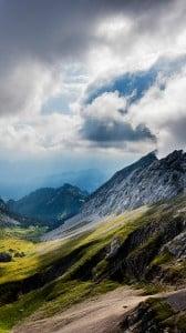 Harika İsviçre Manzarası iPhone 6