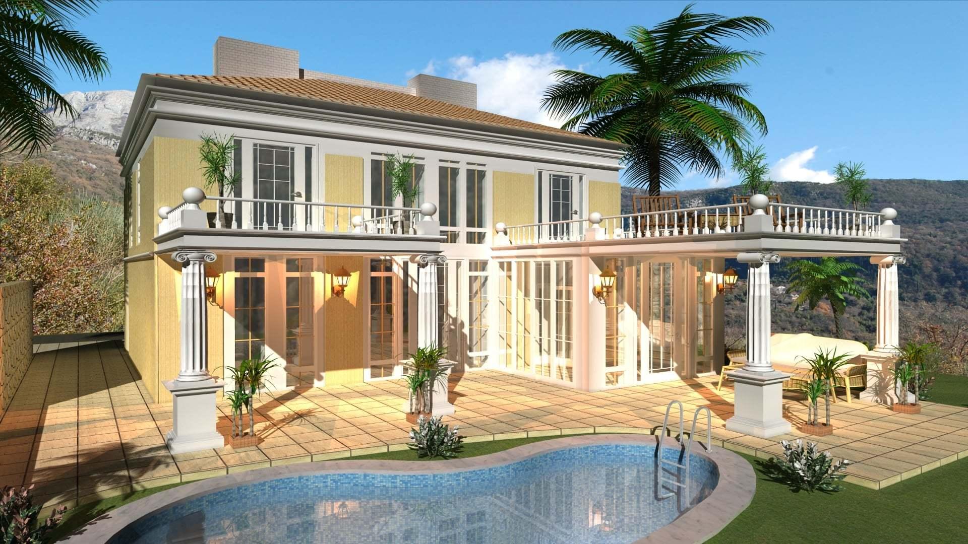 Havuzlu Villa 2