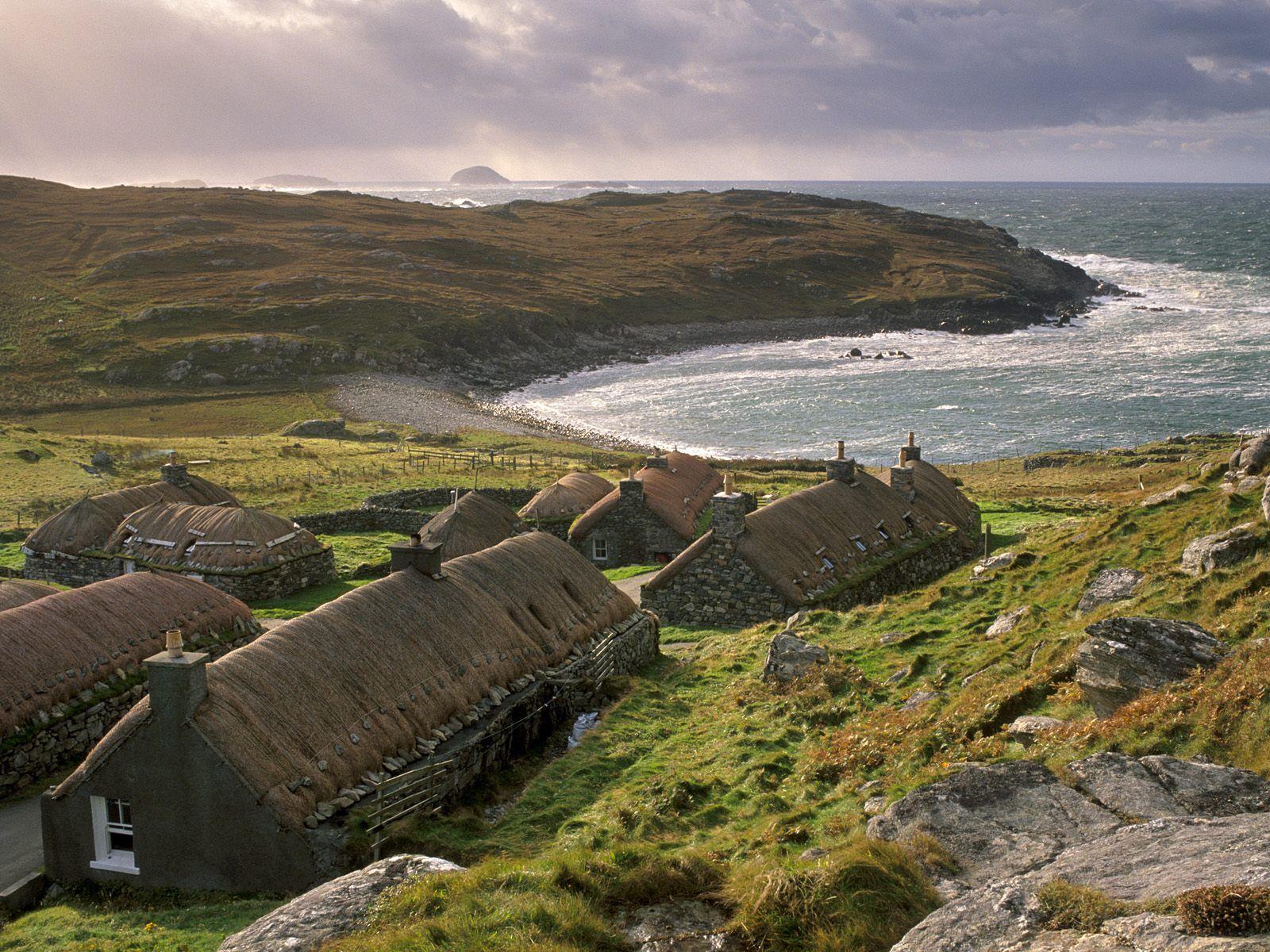 Hebrides adaları-İskoçya