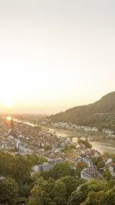 Heidelberg Gün Batımı iPhone 6 plus