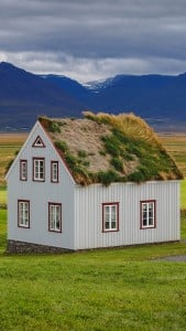 Icelandic Sod-House iPhone 6 Plus
