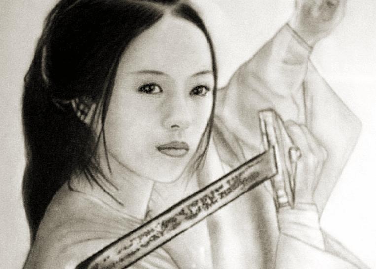 Japon Kadın Dövüş Ustası