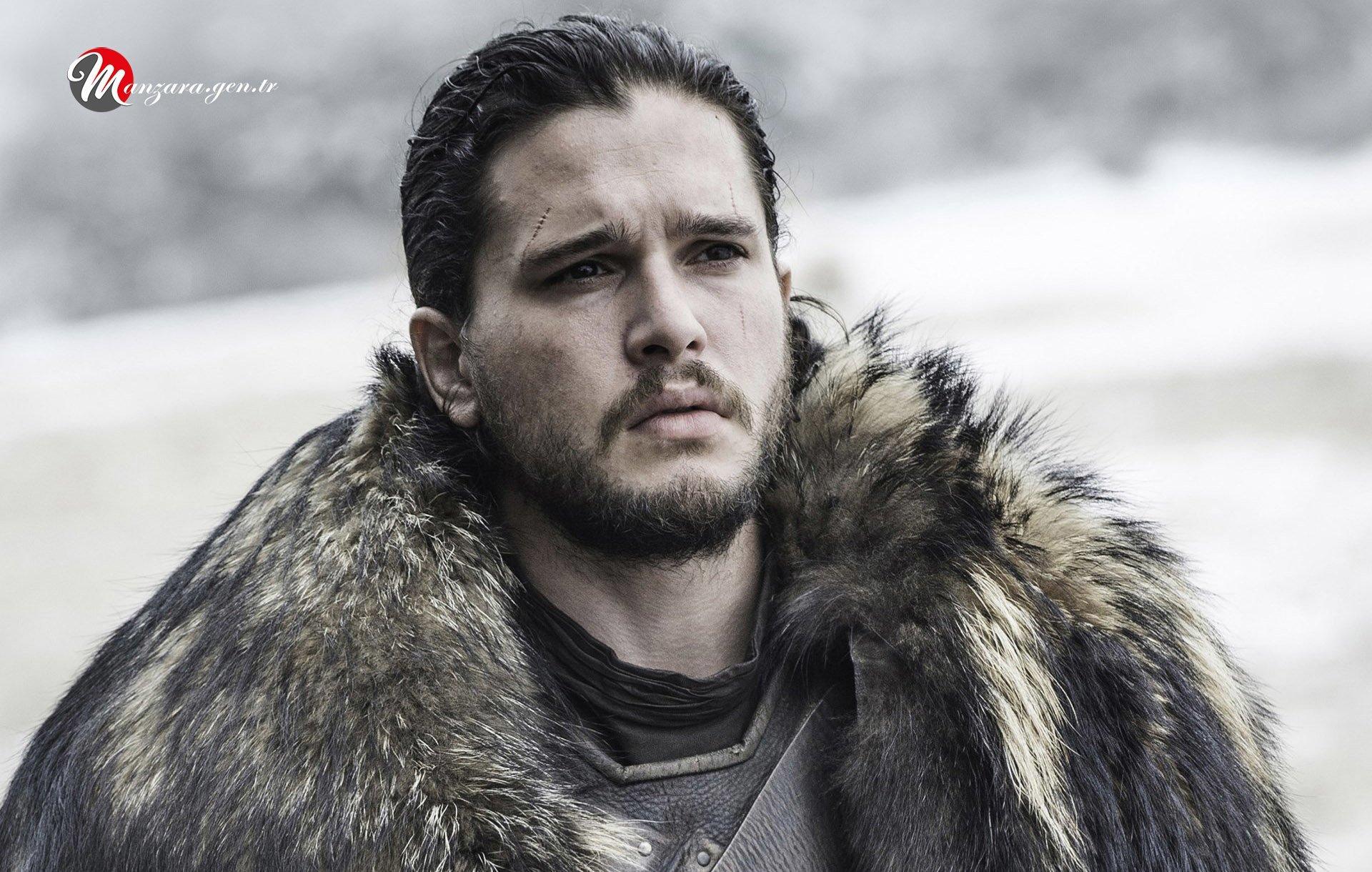 Jon Snow Arka Görüntüleri
