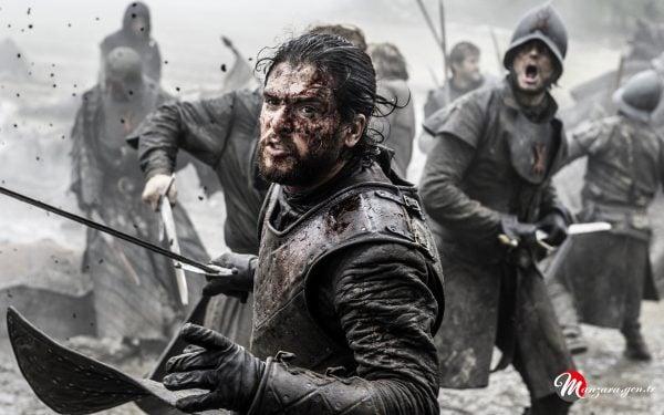 Jon Snow Duvar Kağıtları