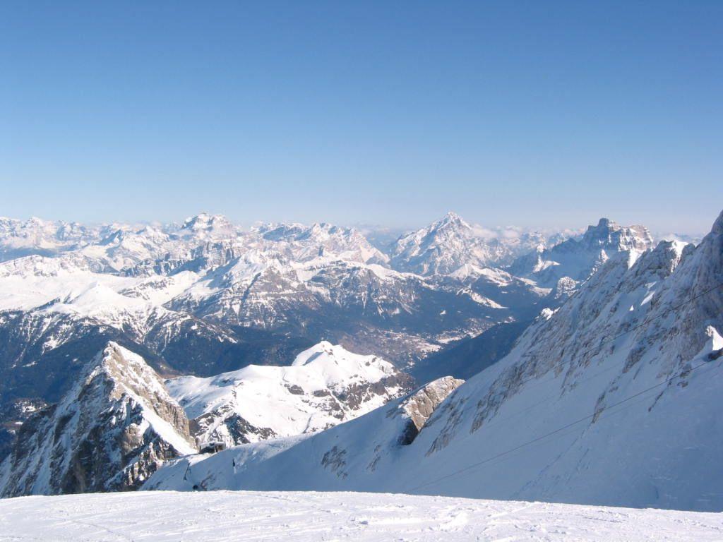 Dağ Resimleri - Kış Dağ Resmi