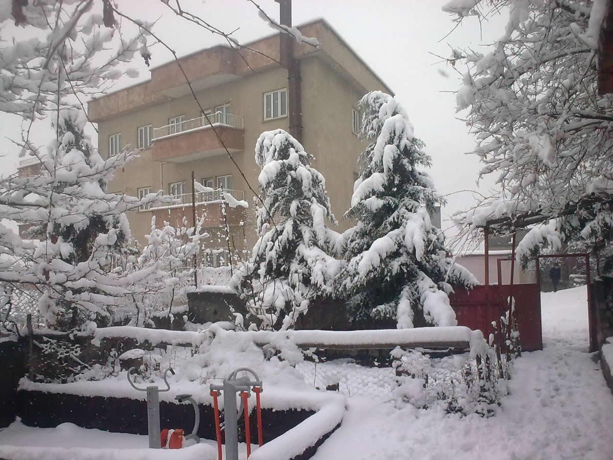 Kış Manzarası Şırnak