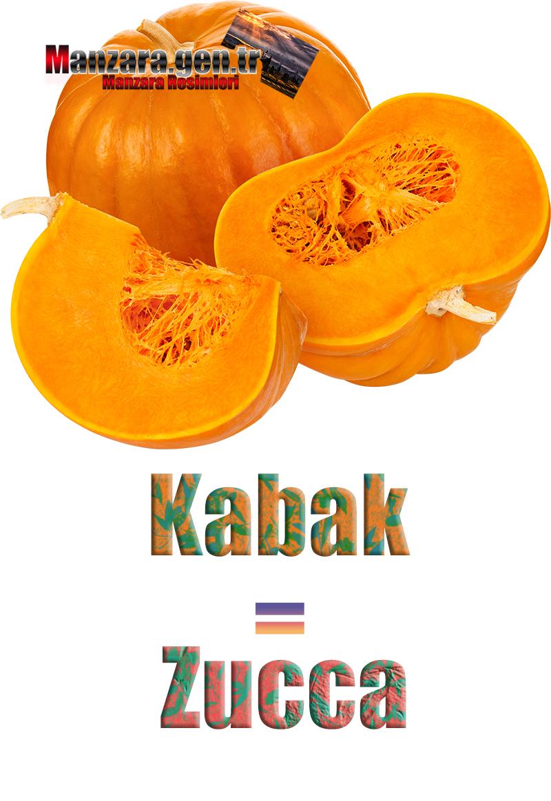 İtalyanca Meyve İsimleri - Kabağın İtalyancası Nedir ? Kabak İtalyanca Nasıl Yazılır ? Che cos'è il turco in zucca? Come scrivere zucca in turco?
