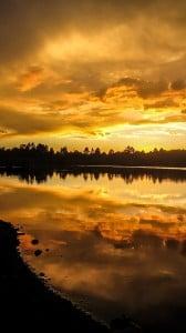 Kaibab Gölü iPhone 6 plus