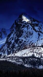Kanada Dağları iPhone 6 Plus