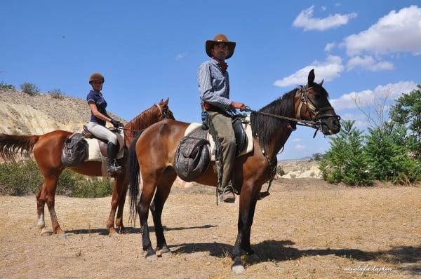 Kapadokya - Atlar