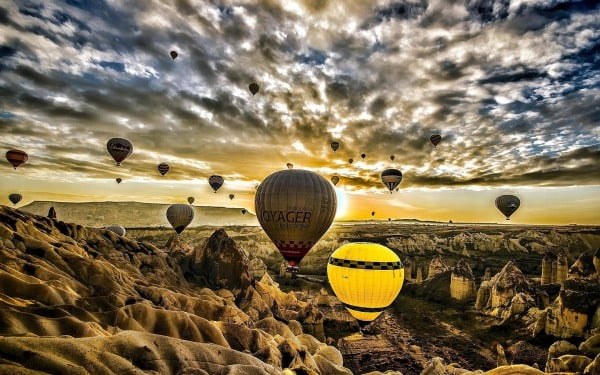 Kapadokya Süper Balonlar