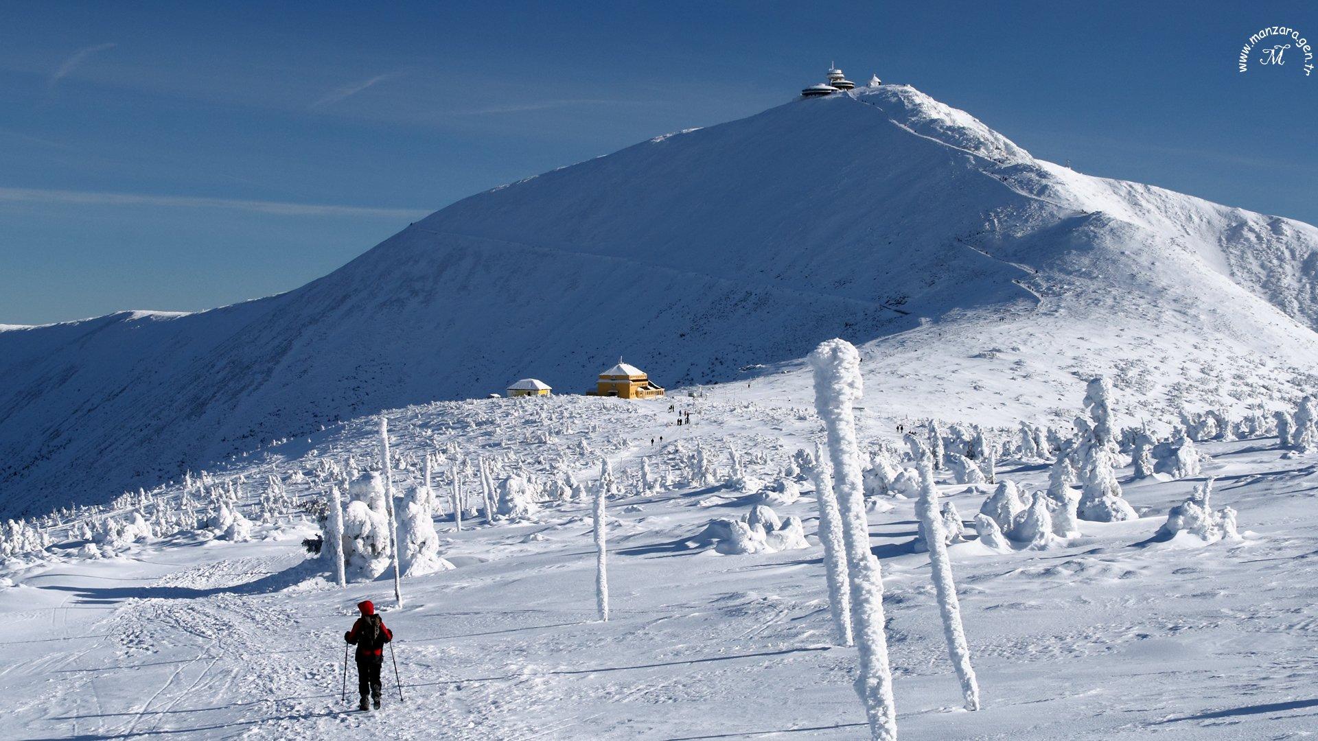 Karkonosze Dağları