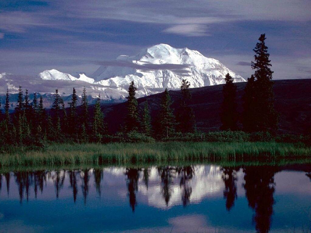 Karlı Dağ Resmi