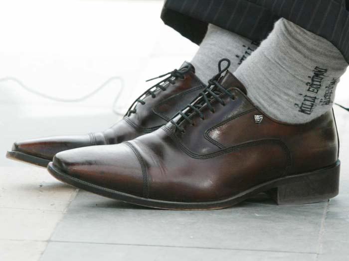 Kartvizit çorap