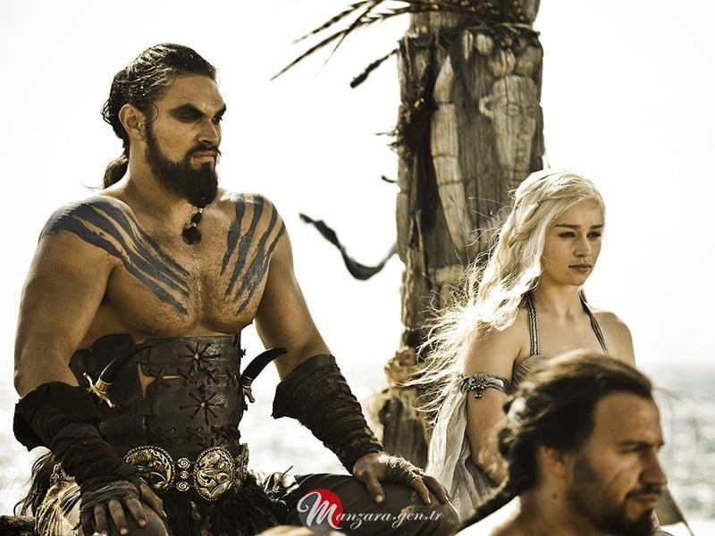 Khal Drogo Arka Planları