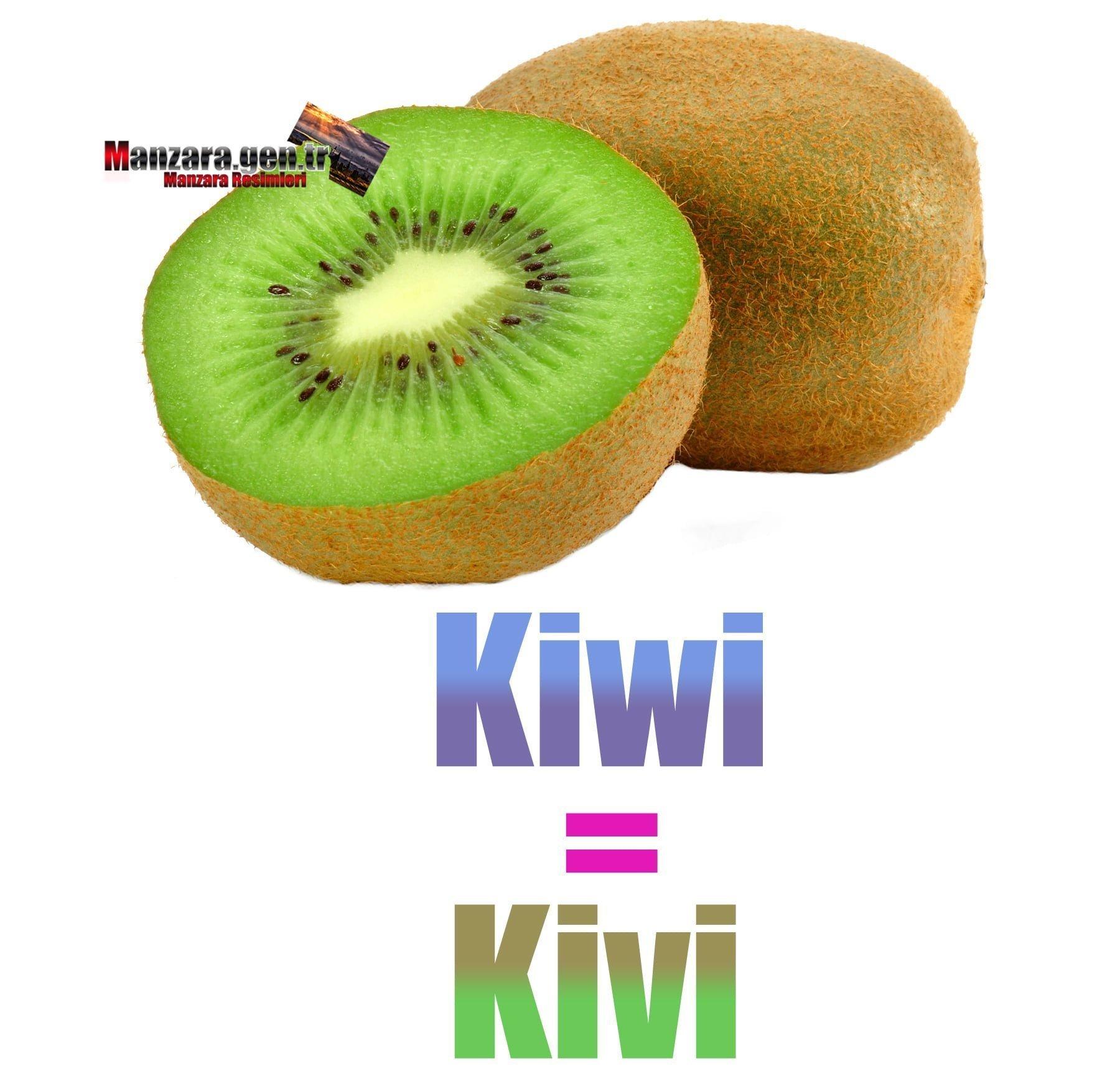 Kivinin İngilizcesi (Kiwi)