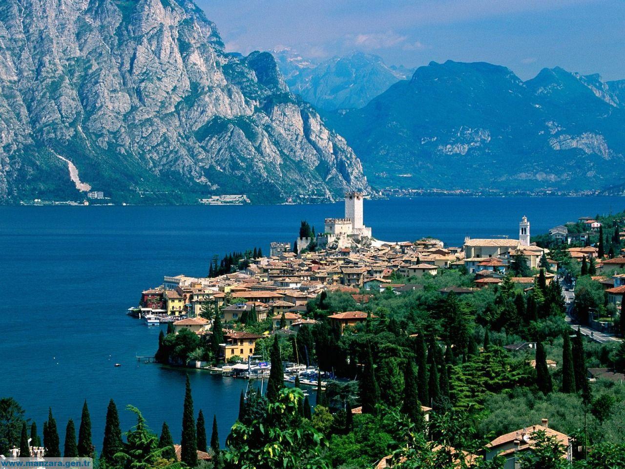 Garde Gölü-İtalya
