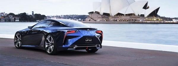 Lexus Lf Lc Facebook Kapakları