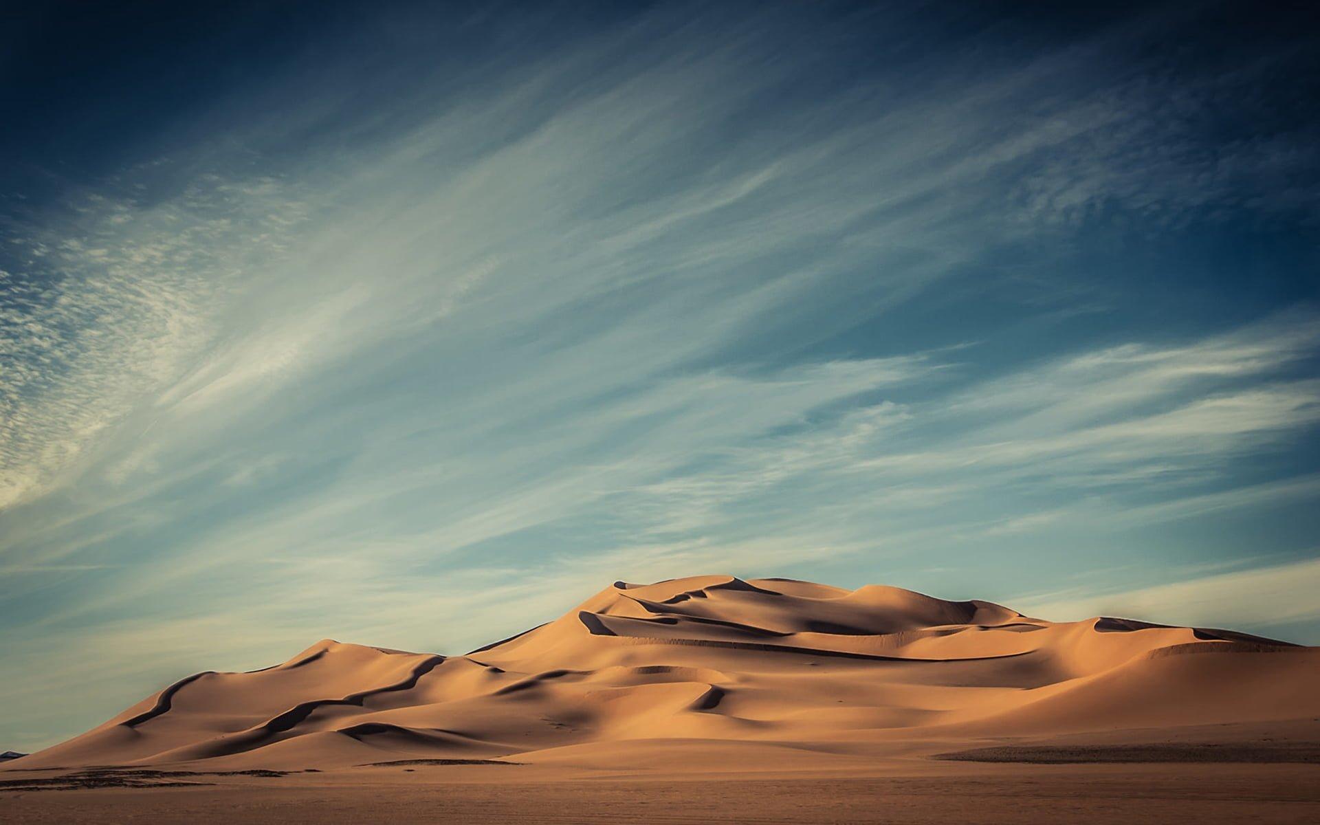Libya Çölleri