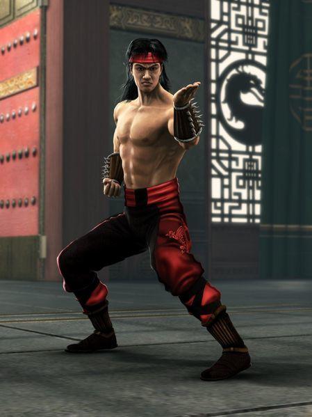 Liu Kang (MORTAL KOMBAT)