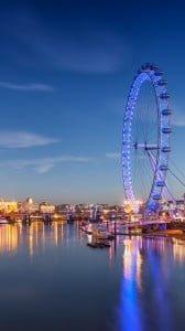 London Eye Manzara 1080x1920