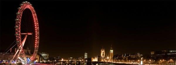 Londra Manzarası Facebook Kapağı