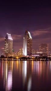 Mükemmel Şehir Manzaraları iPhone 6