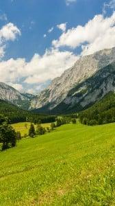 Mükemmel Dağ Manzarası 1080x1920