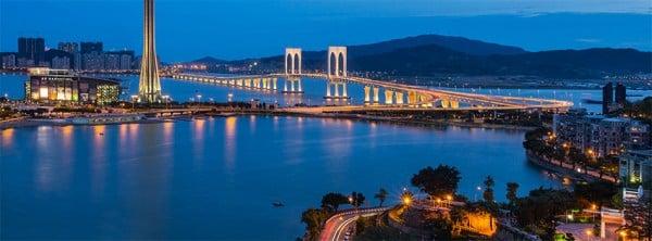 Macau Manzarası Facebook Kapağı